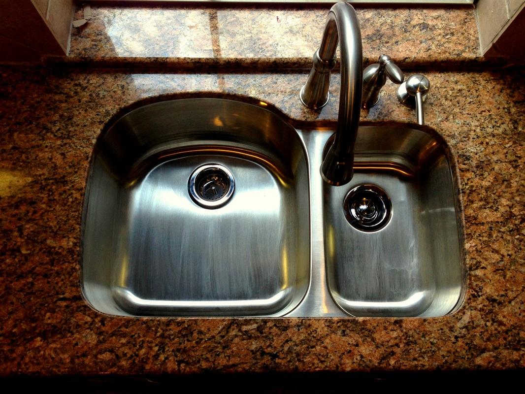 70 30 stainless steel kitchen sink